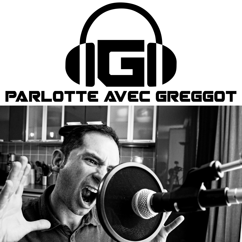 Parlotte avec Greggot